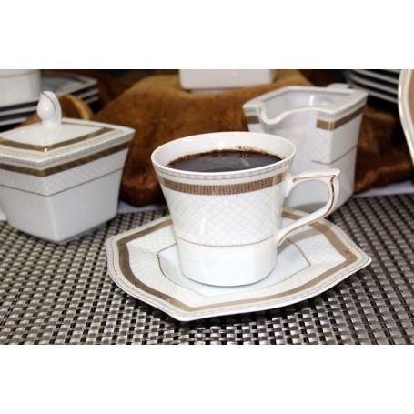 Lviv E400 - kaffeservise til 12 personer, 39 deler